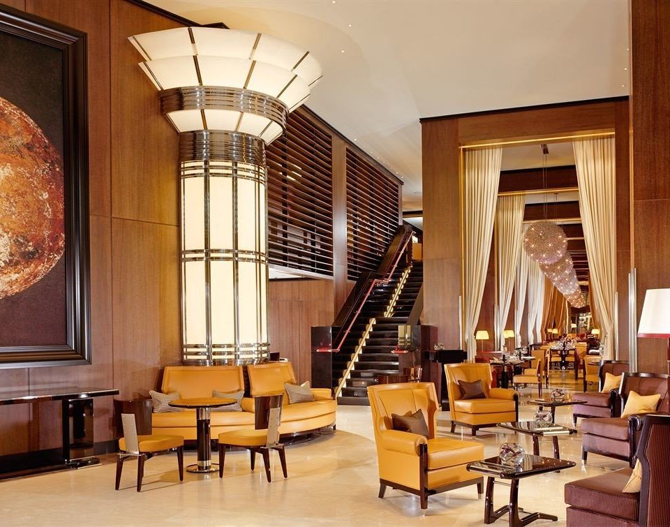 chair Lobby wooden living room restaurant