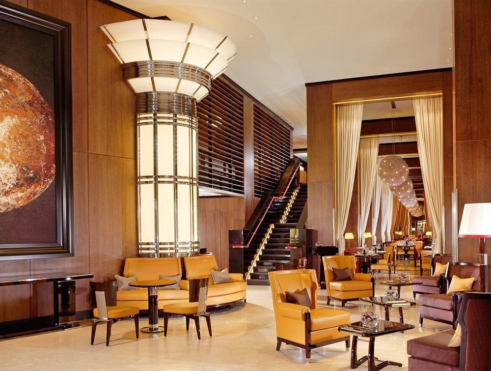 chair Lobby wooden living room restaurant