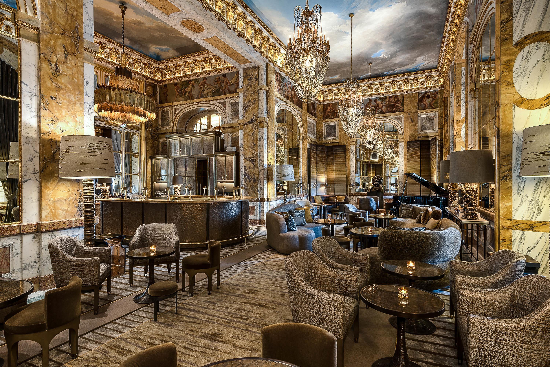 chair Lobby restaurant