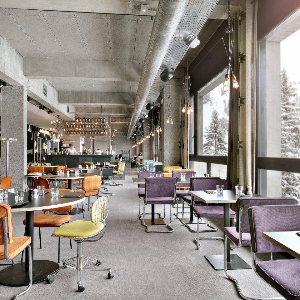 chair restaurant Lobby