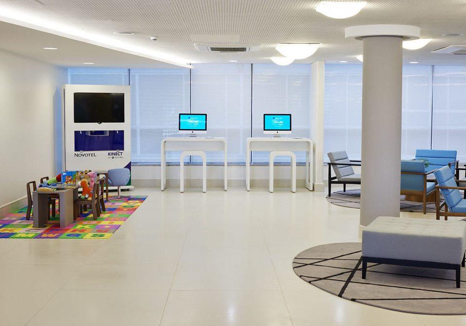 office waiting room living room classroom Lobby headquarters flooring