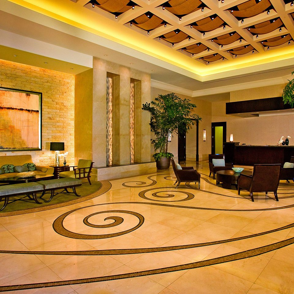 Lobby property home living room mansion flooring condominium stone colonnade