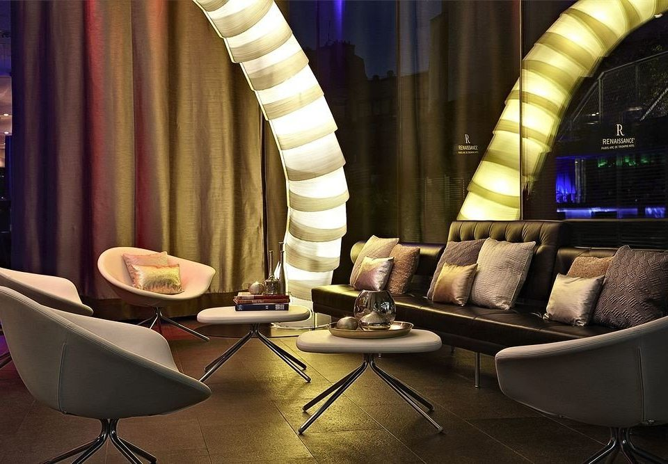 curtain color Lobby living room lighting