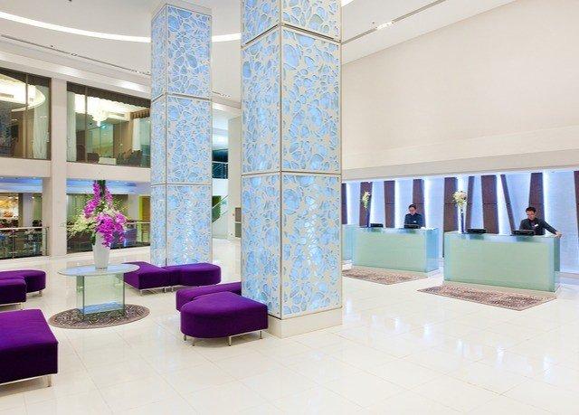property living room condominium Lobby purple colored