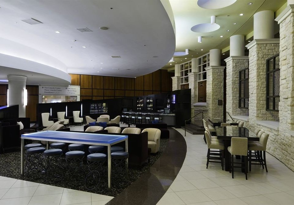 Lobby property condominium function hall conference hall living room convention center restaurant headquarters