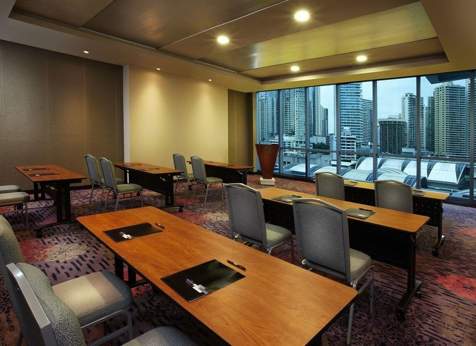 property conference hall recreation room office Lobby condominium convention center