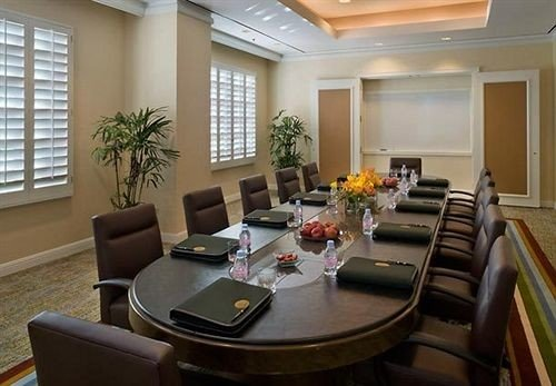 property conference hall living room Lobby condominium dining table