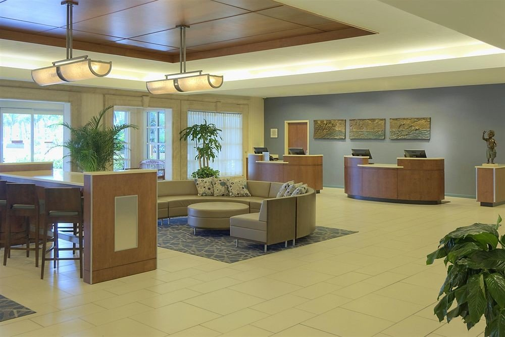 property Lobby waiting room condominium home conference hall living room office