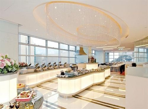 property Lobby yacht counter condominium convention center