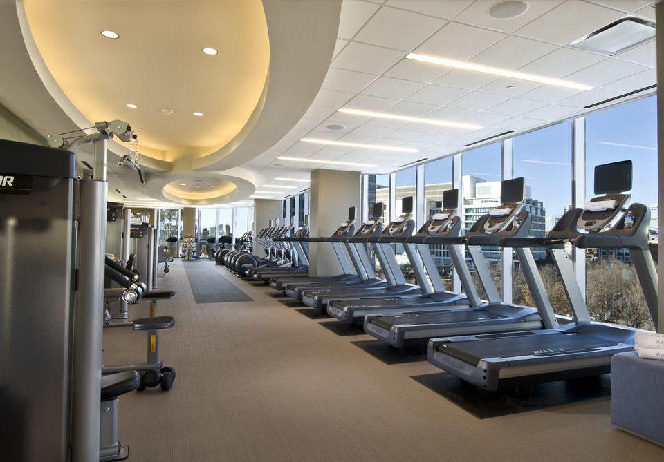 structure sport venue condominium gym headquarters Lobby convention center