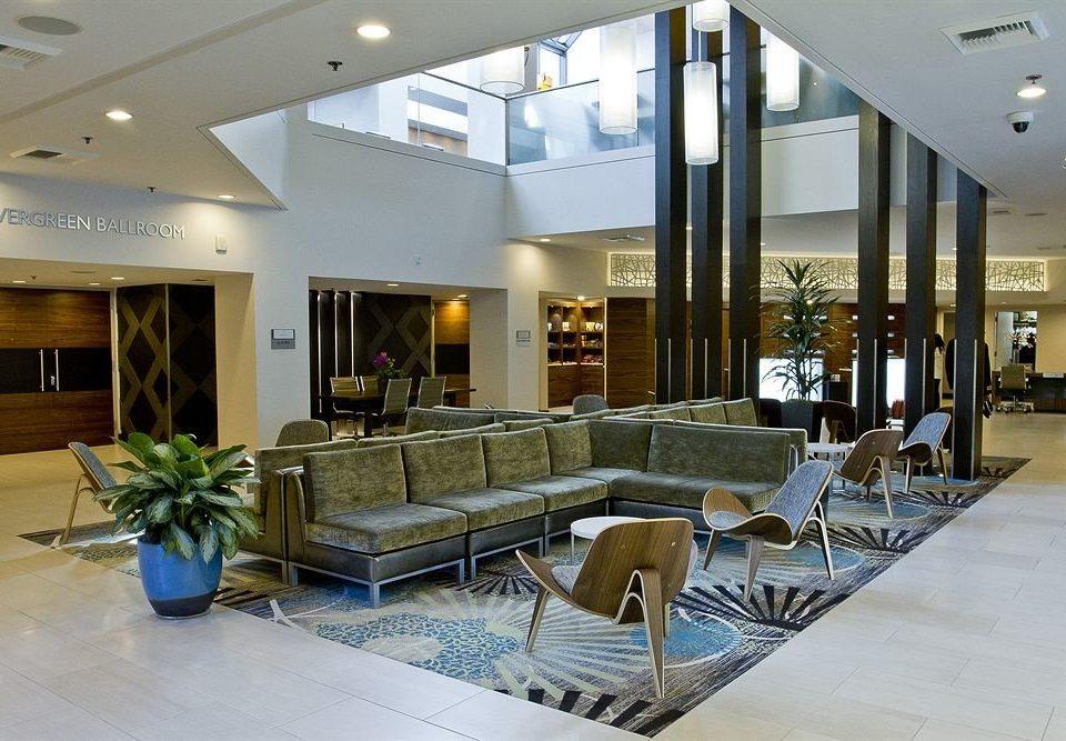 Lobby property condominium living room home headquarters convention center porch