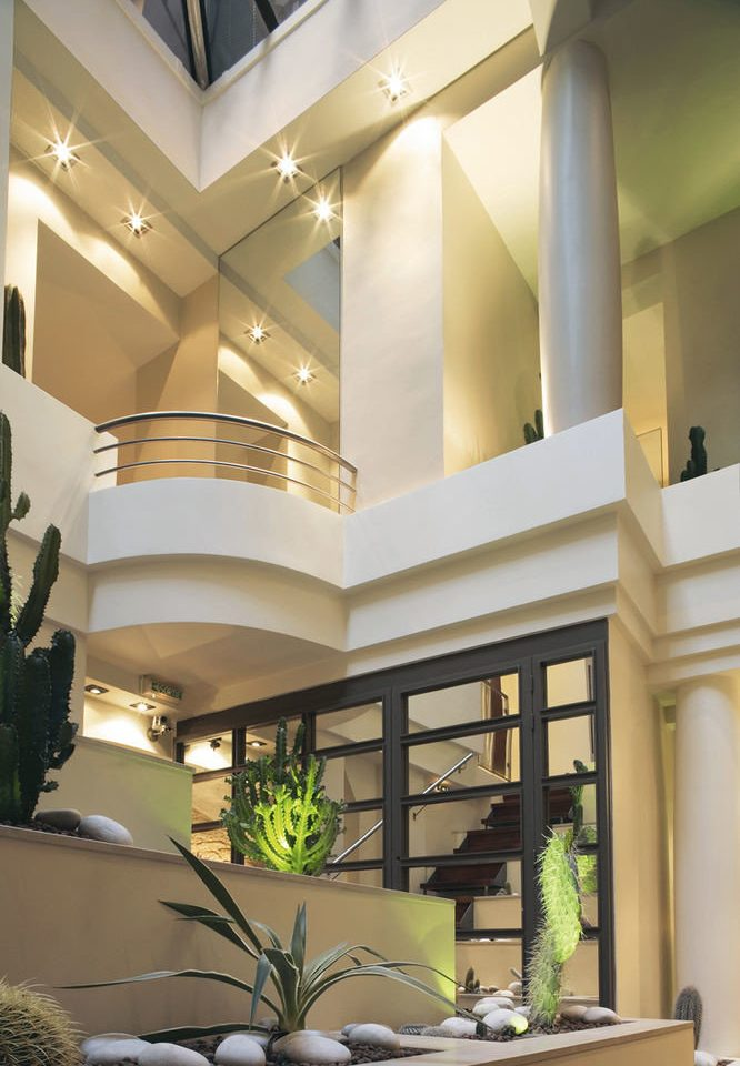 property home living room daylighting lighting plant condominium stairs Lobby