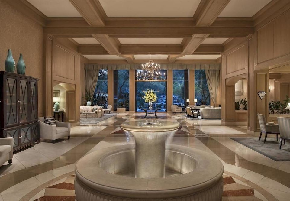 Lobby property mansion living room home palace condominium fancy stone