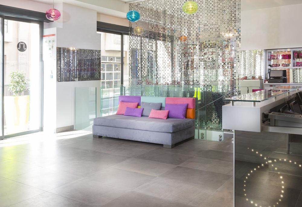 property Lobby flooring living room home condominium loft