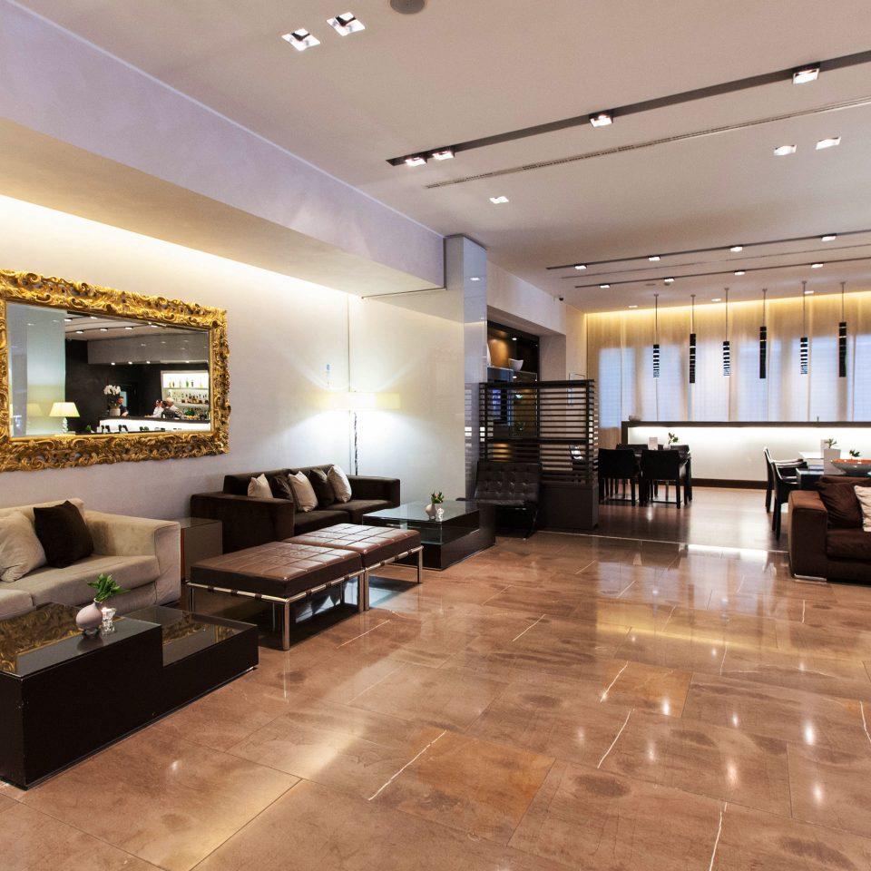 property Lobby living room condominium home recreation room flooring loft