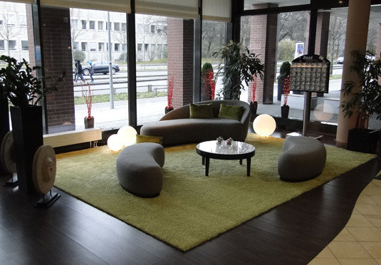 Lobby property living room condominium waiting room flooring