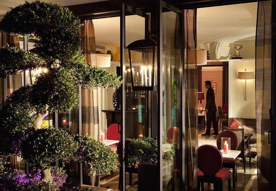 Lobby restaurant floristry home lighting mansion condominium