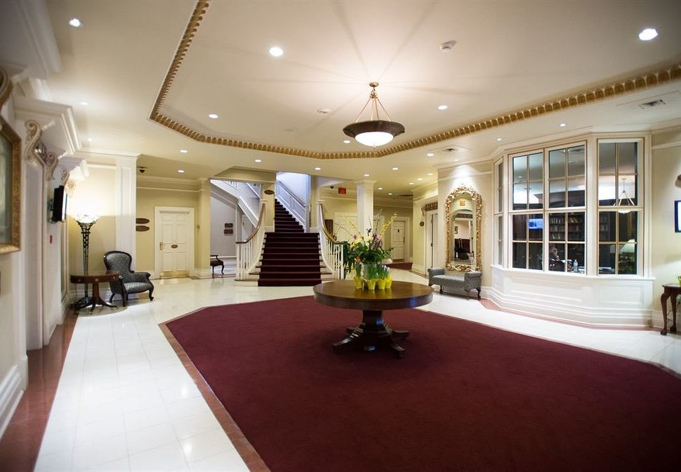 Lobby property home living room mansion function hall condominium hall