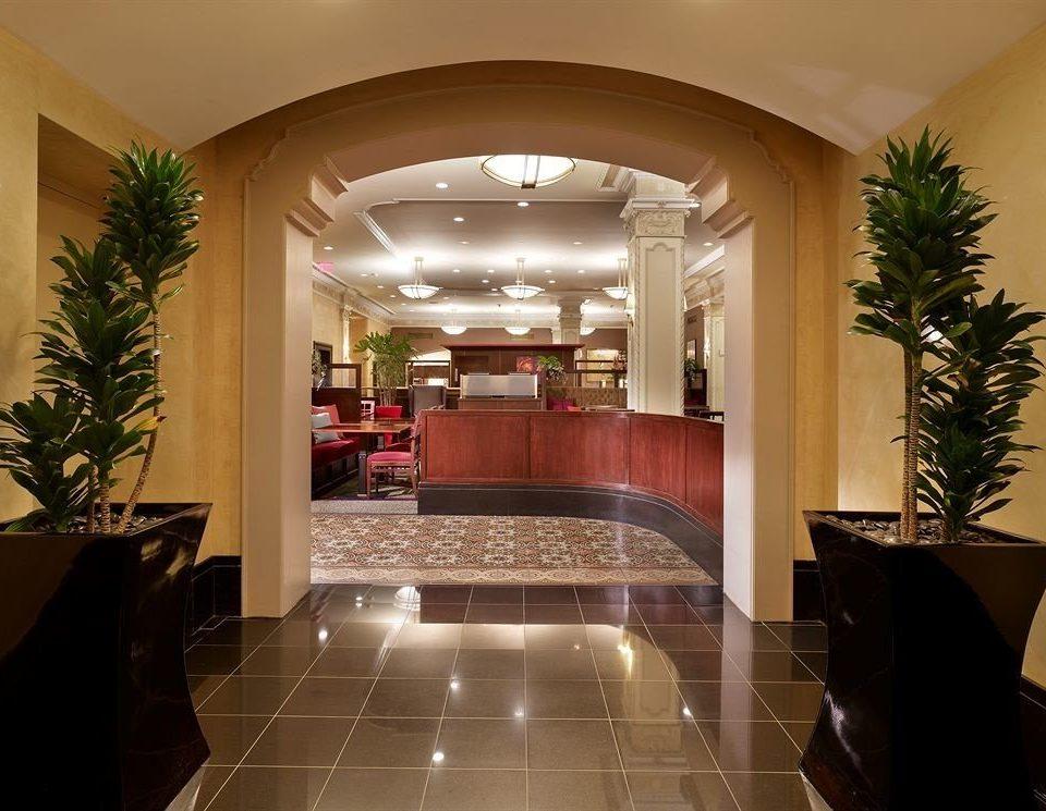 Lobby property living room home mansion condominium hall plant