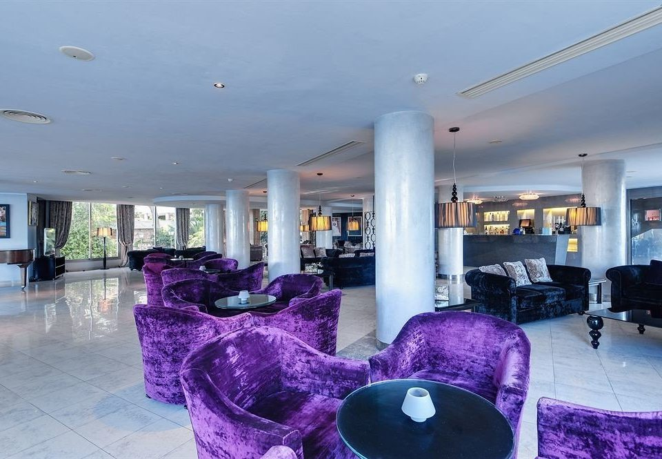 purple property living room home house condominium mansion Lobby