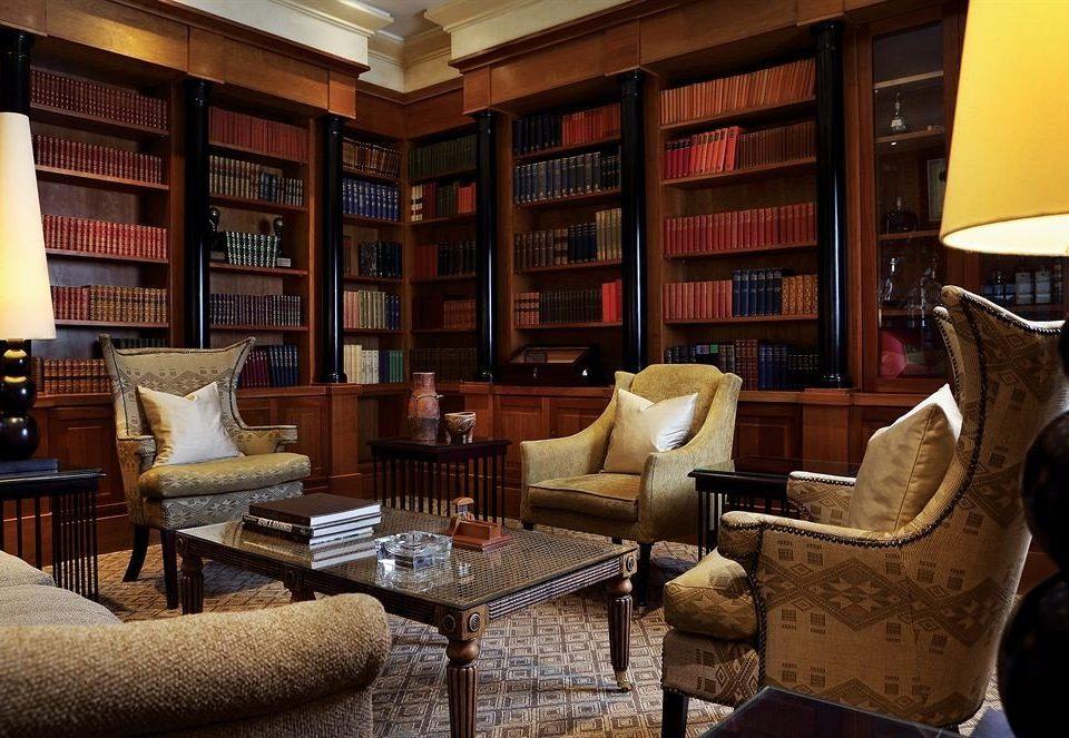 sofa living room shelf Lobby library home condominium leather set