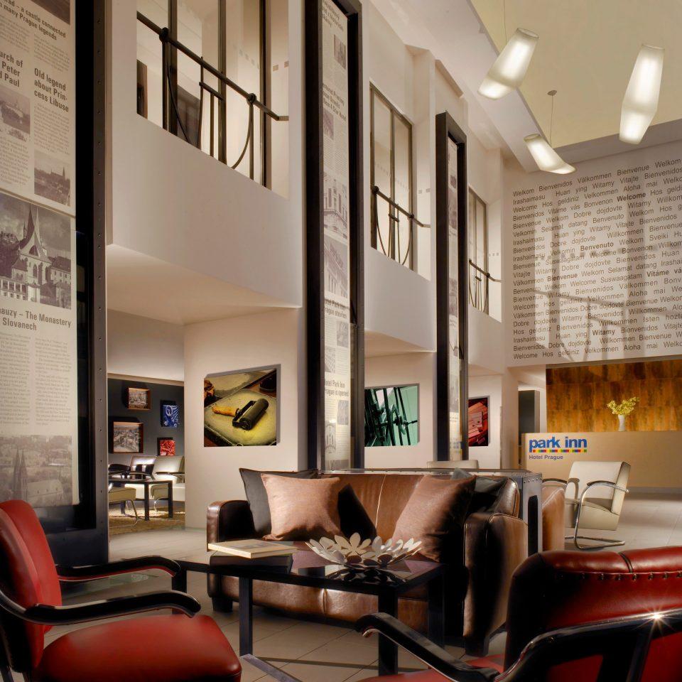living room property Lobby condominium home office loft leather