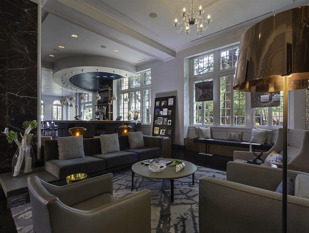property condominium living room Lobby home lighting mansion