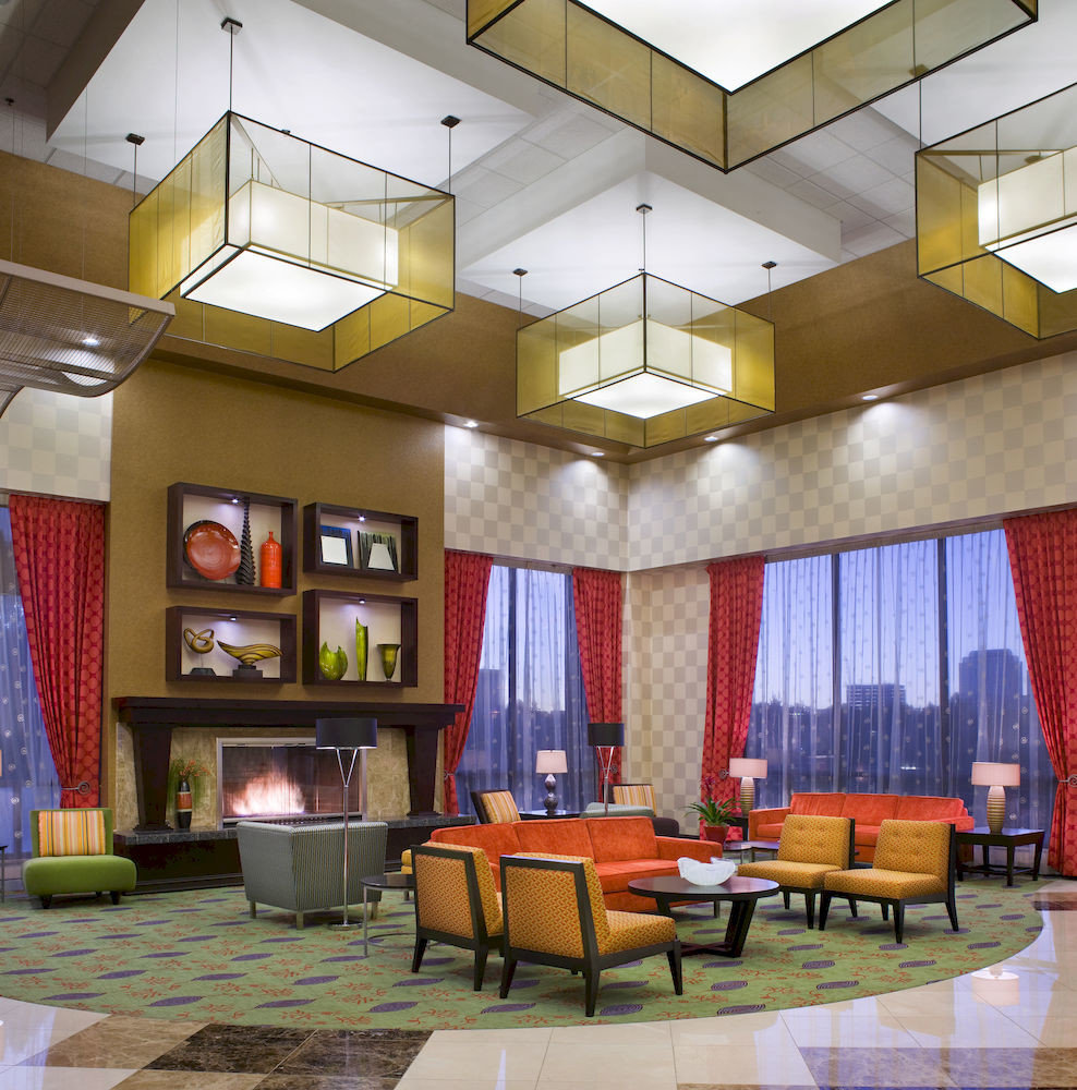 property Lobby home living room restaurant condominium