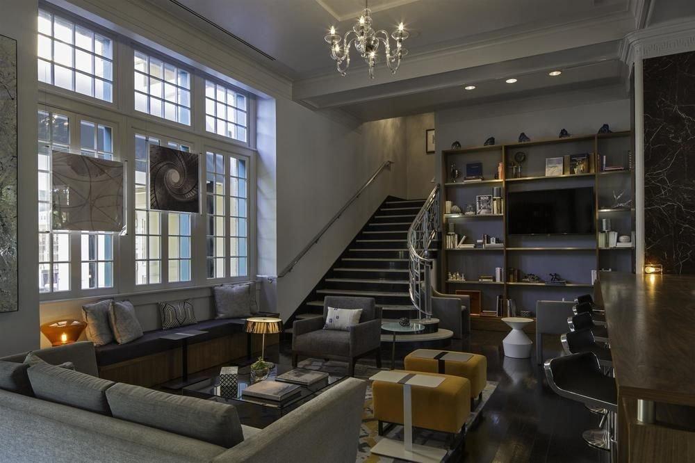 property Lobby condominium living room home mansion