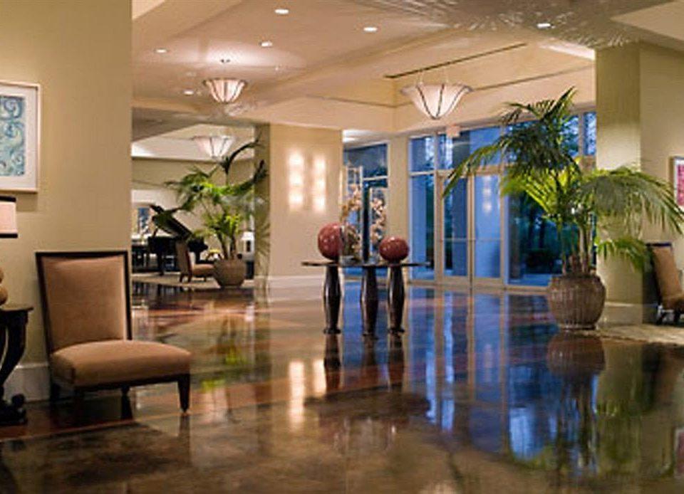 Lobby property home condominium living room