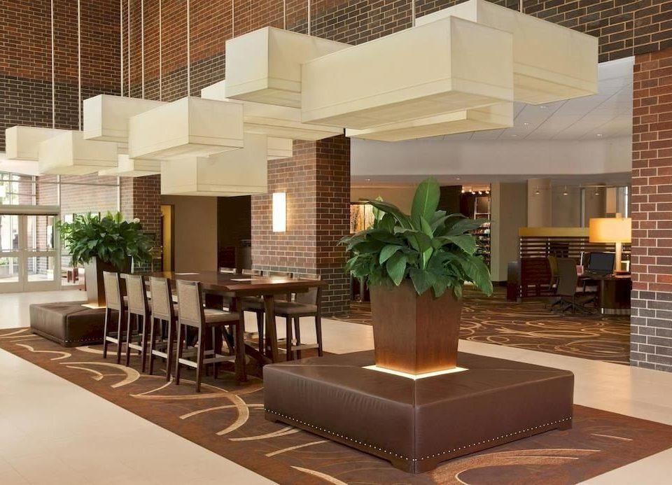 Lobby condominium living room home