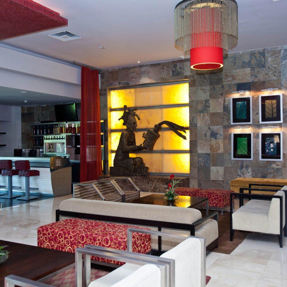 property Lobby living room home restaurant condominium