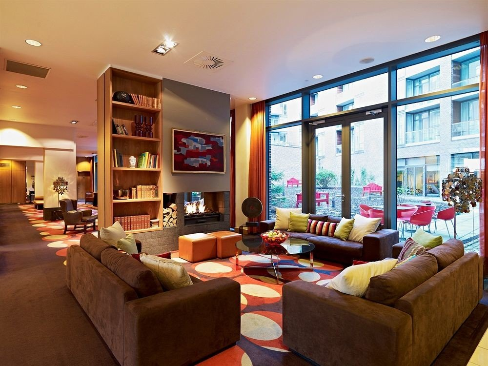sofa living room property home condominium Lobby recreation room