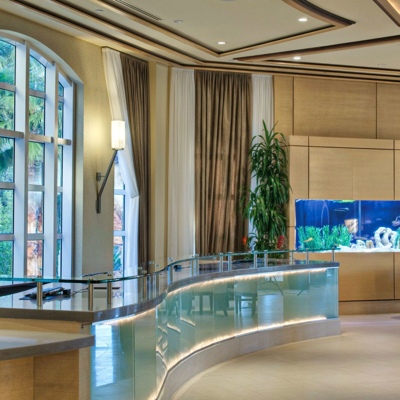 Lobby property swimming pool condominium home mansion