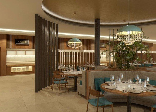 property Lobby restaurant condominium home