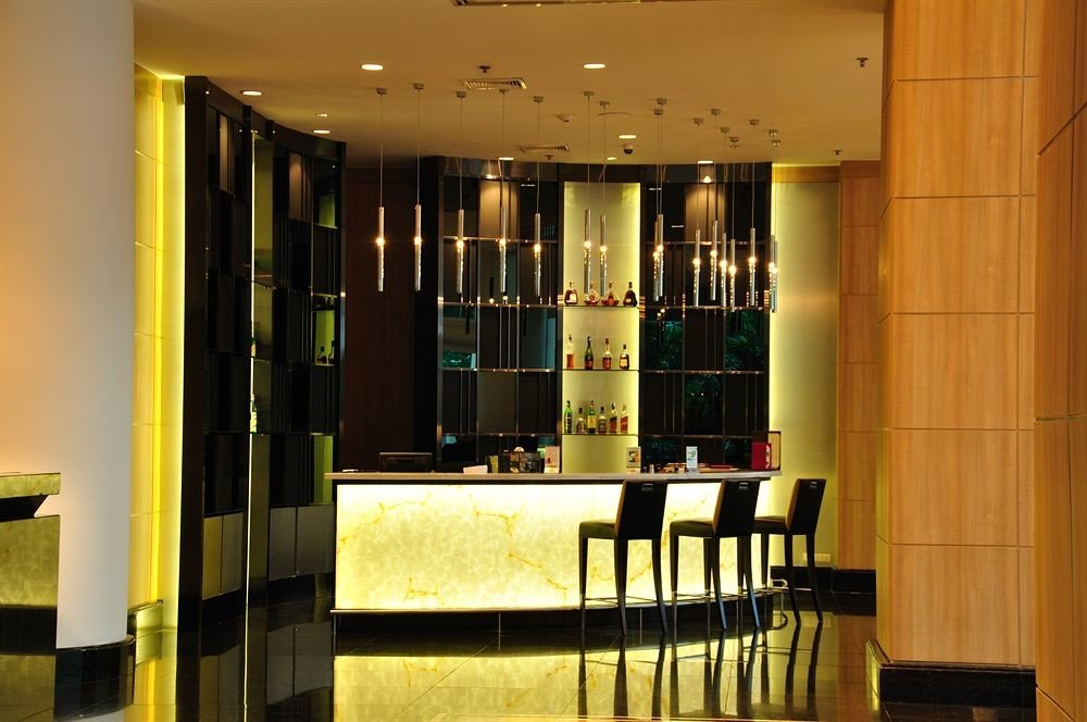 lighting Lobby living room condominium