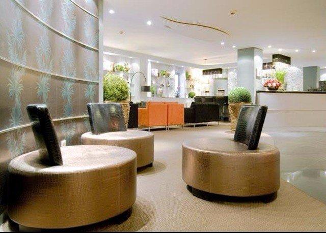 Lobby property living room condominium