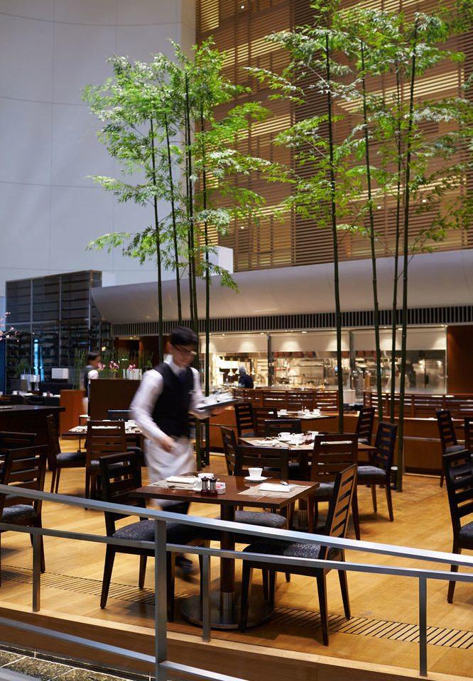 restaurant Lobby condominium plaza