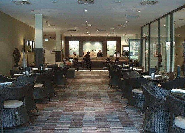 property Lobby condominium restaurant