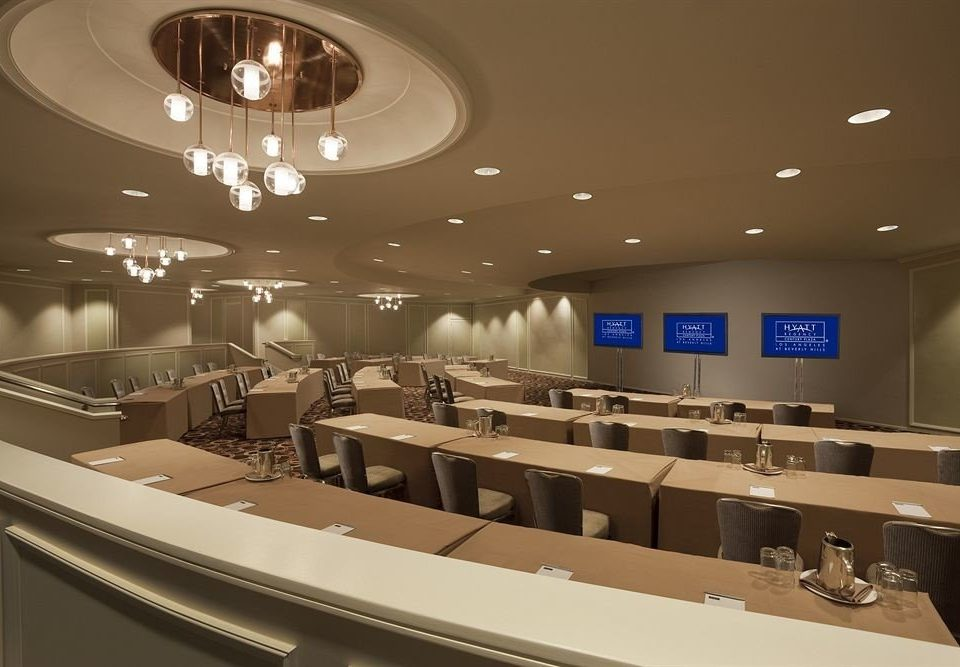 function hall restaurant scene conference hall lighting Lobby convention center yacht
