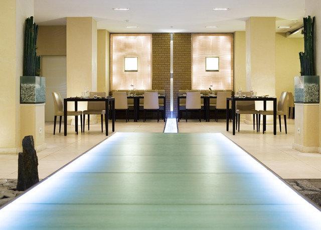 Lobby flooring lighting conference hall waiting room