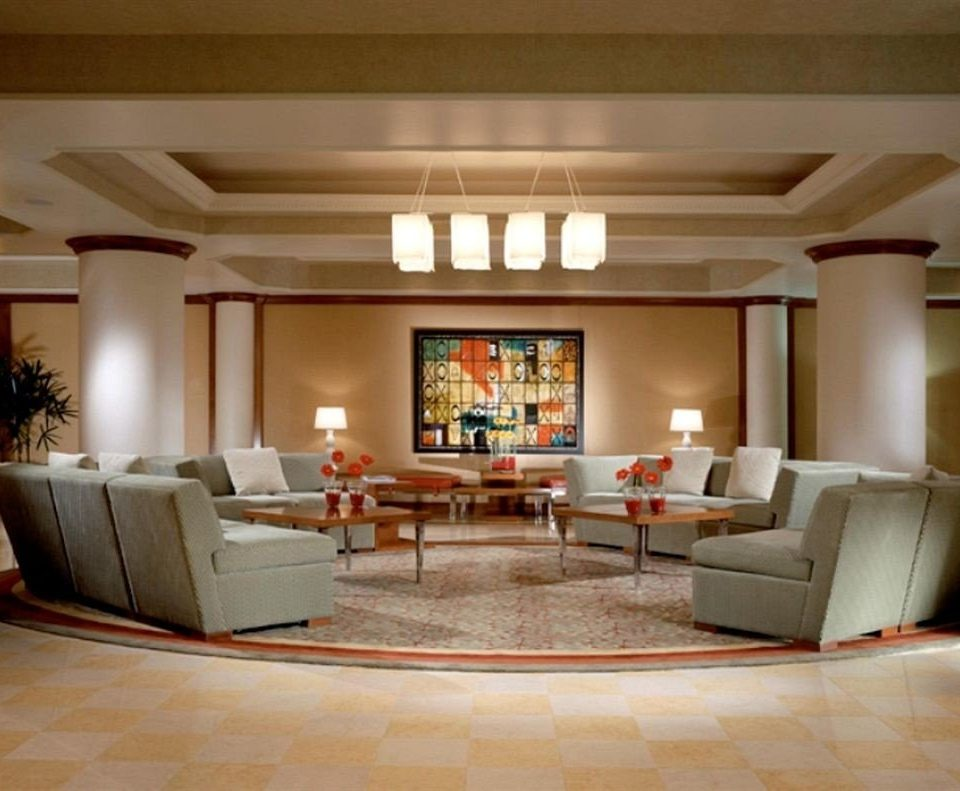 Lobby property living room recreation room conference hall home function hall