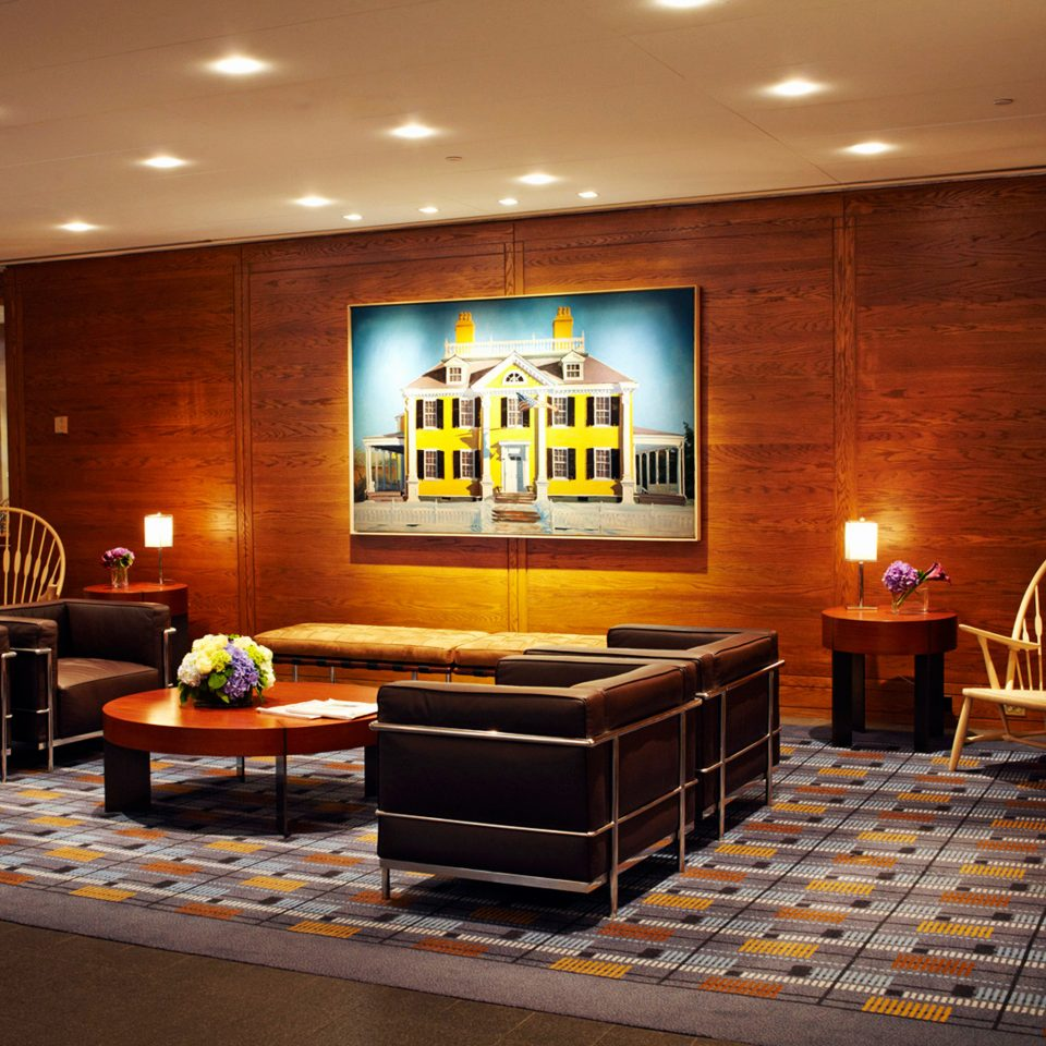 Lobby recreation room living room home conference hall function hall