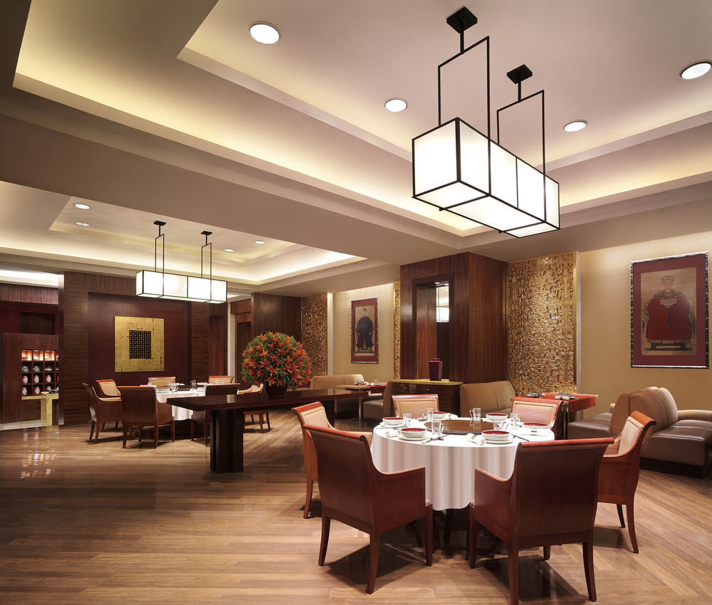 Lobby restaurant lighting conference hall function hall living room