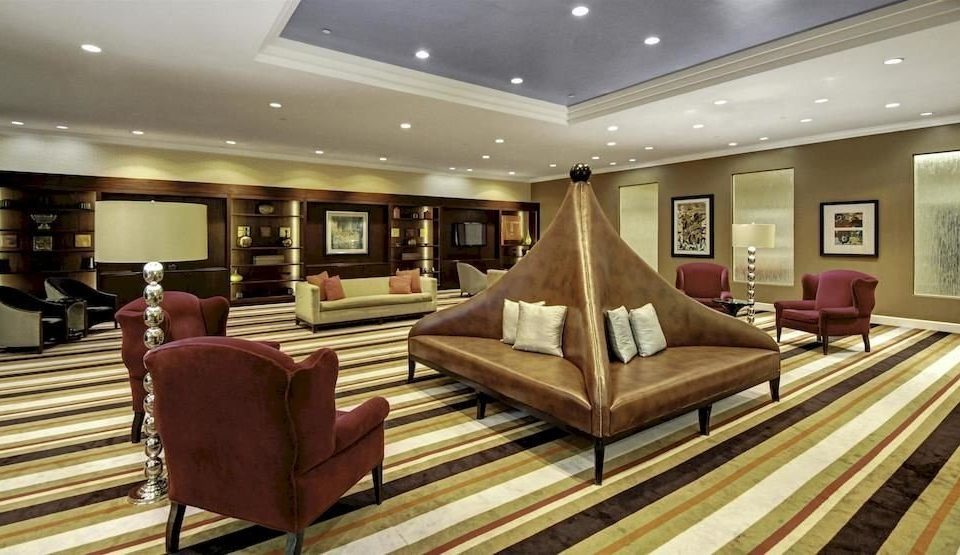 Lobby living room recreation room function hall yacht conference hall