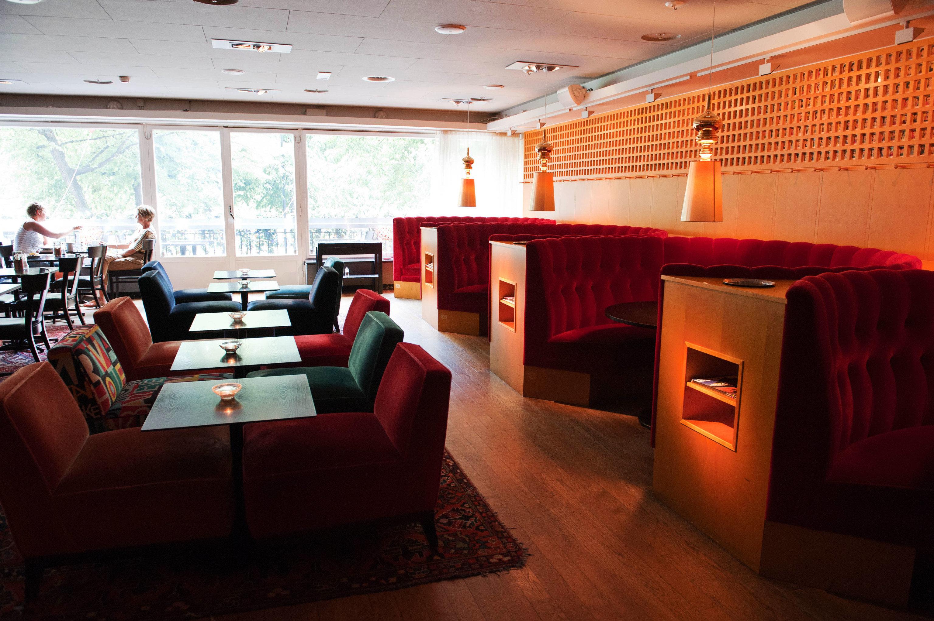 sofa Lobby restaurant living room conference hall