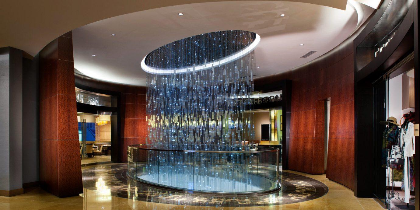 Lobby convention center