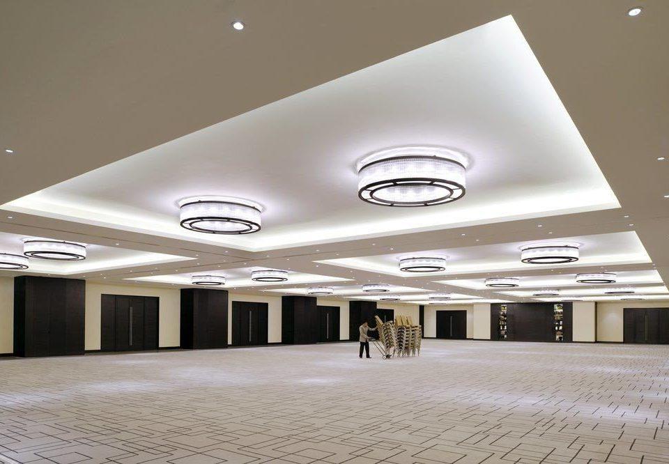 daylighting lighting Lobby headquarters convention center subway