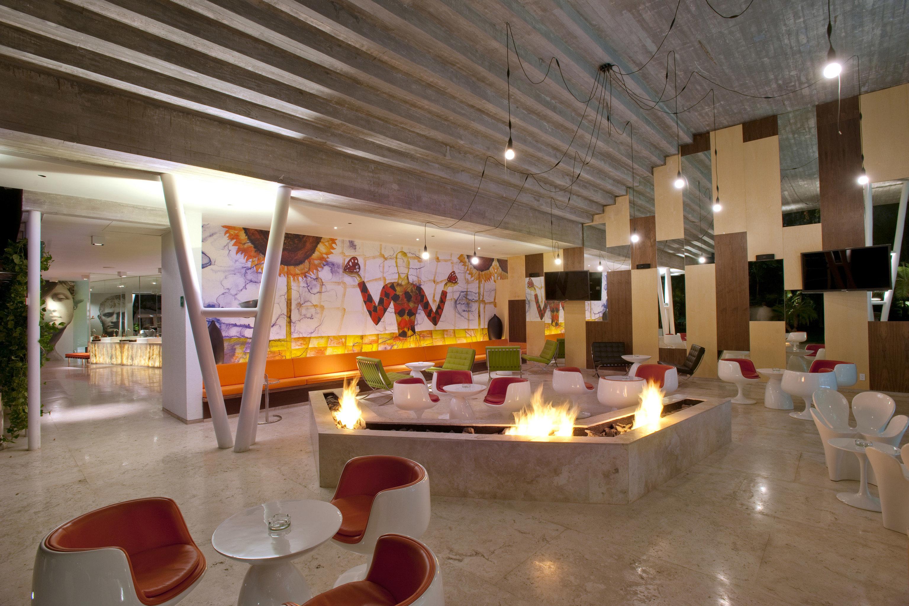 restaurant Lobby function hall convention center