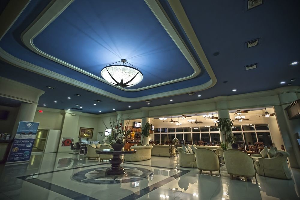 lighting Lobby convention center public transport